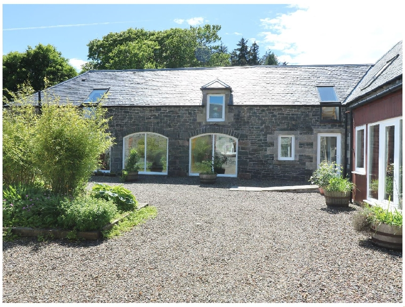 The Byres a holiday cottage rental for 14 in Selkirk,