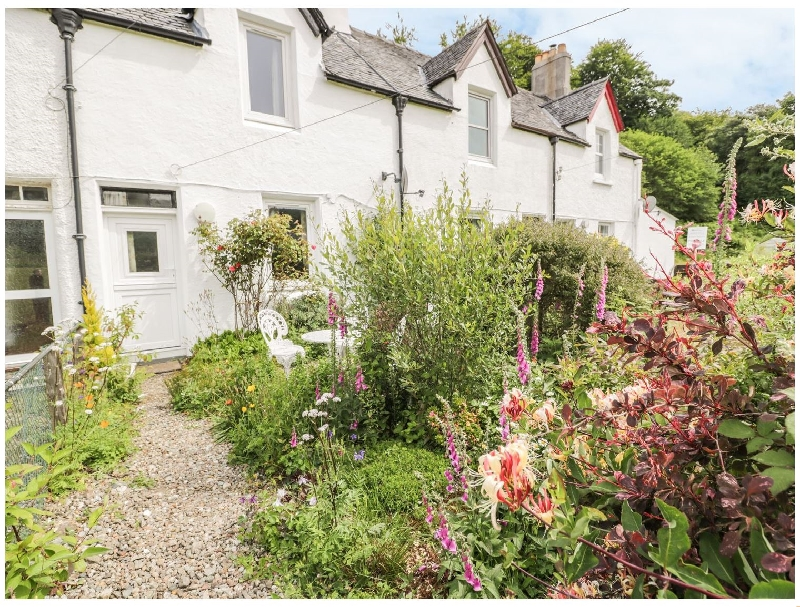 Image of Crinan Canal Cottage No8