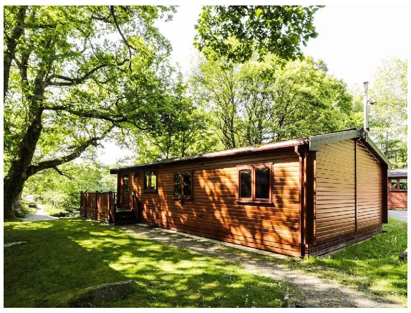 River Lodge a holiday cottage rental for 6 in Bethesda,