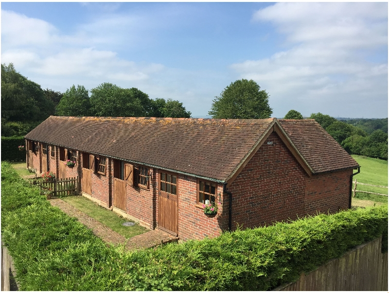 The Racing Stables a holiday cottage rental for 4 in Bodle Street Green,
