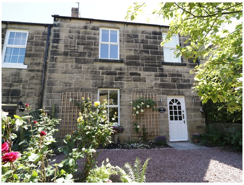 Laburnum Cottage a holiday cottage rental for 6 in Alnwick,