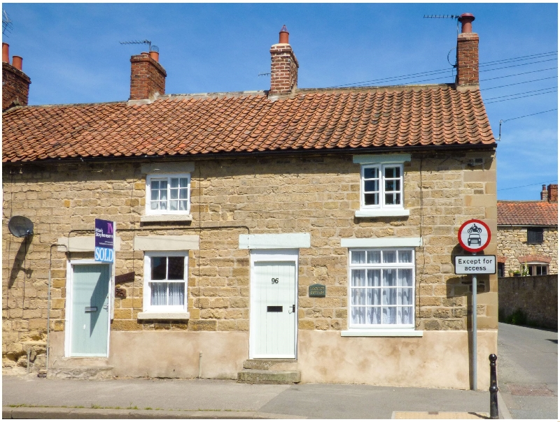 Lockton Cottage a holiday cottage rental for 4 in Pickering,