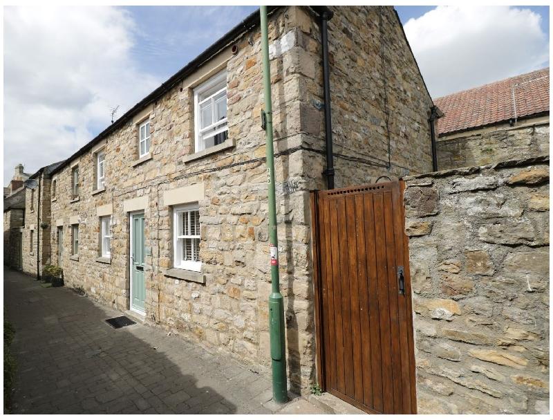 Raven Cottage a holiday cottage rental for 3 in Barnard Castle,