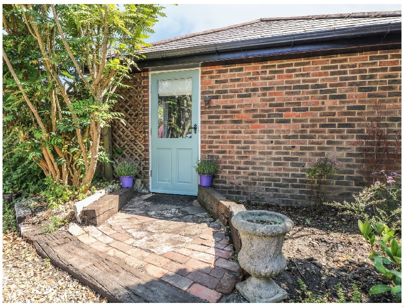 Old Beams Lodge a holiday cottage rental for 4 in Burton,