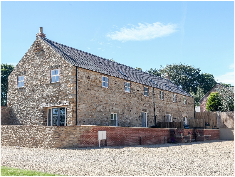 The Granary a holiday cottage rental for 6 in Durham,