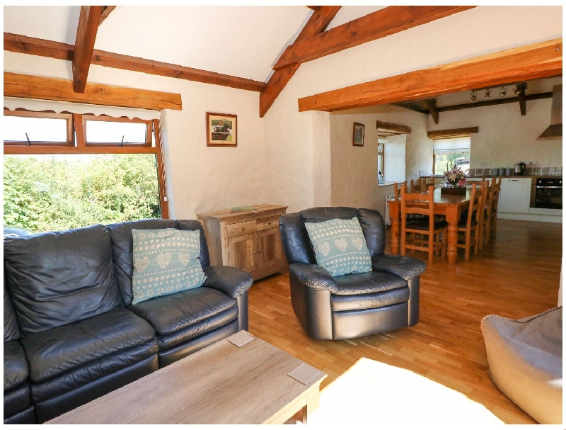 Stable Cottage a holiday cottage rental for 4 in Efailwen,