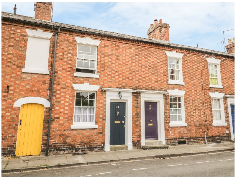 24 College Lane a holiday cottage rental for 4 in Stratford-Upon-Avon,