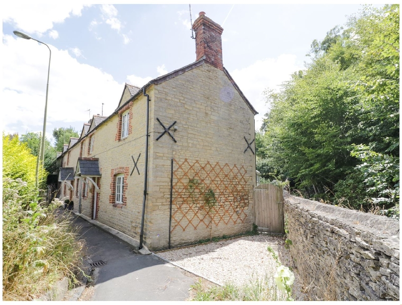 Blenheim Edge- The Causeway a holiday cottage rental for 4 in Woodstock,