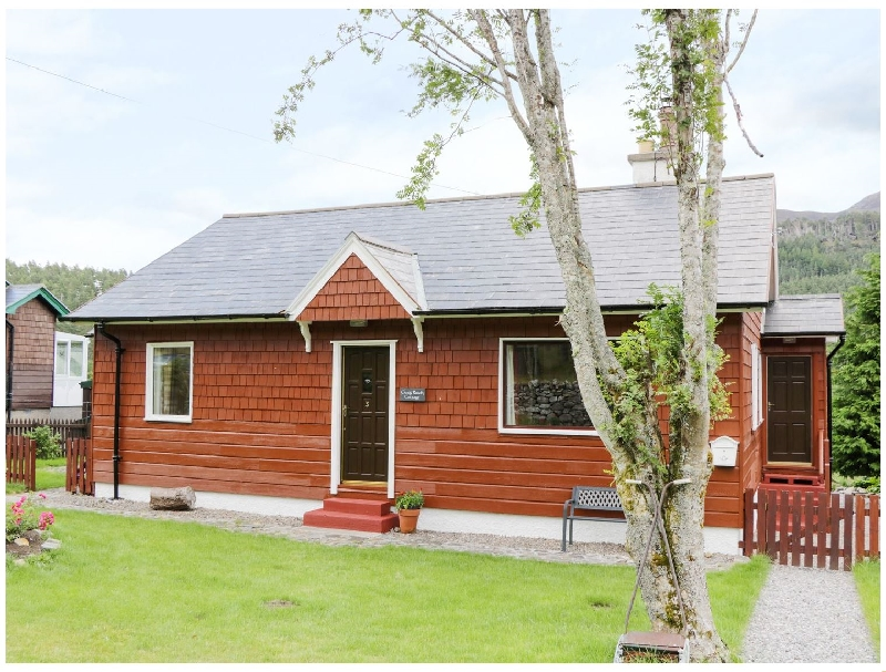 Details about a cottage Holiday at 3 Strathanmore Cottages