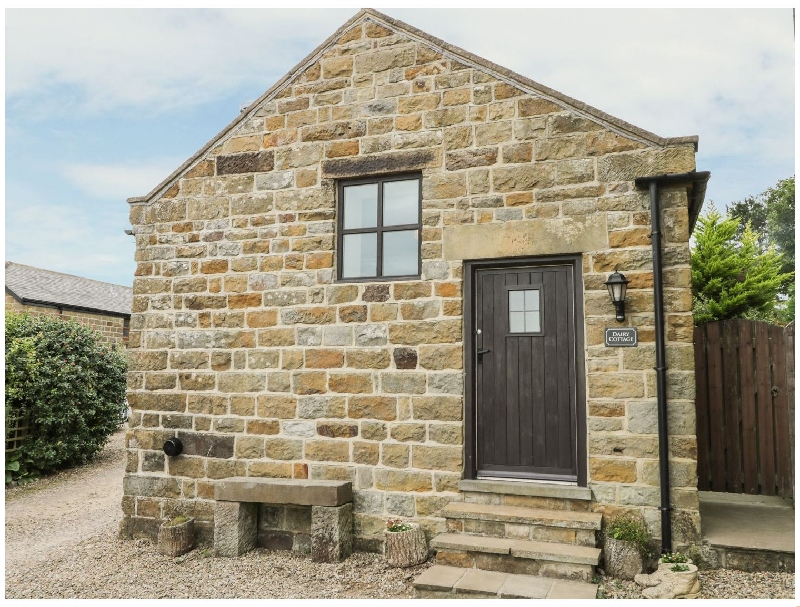 Dairy Cottage a holiday cottage rental for 2 in Staintondale,
