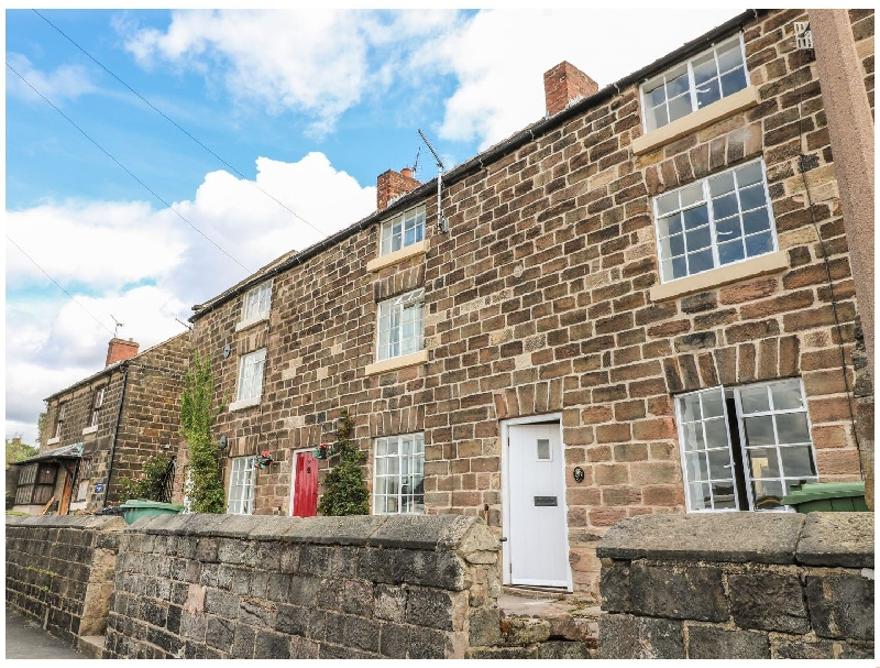 Mill View Cottage a holiday cottage rental for 4 in Belper,