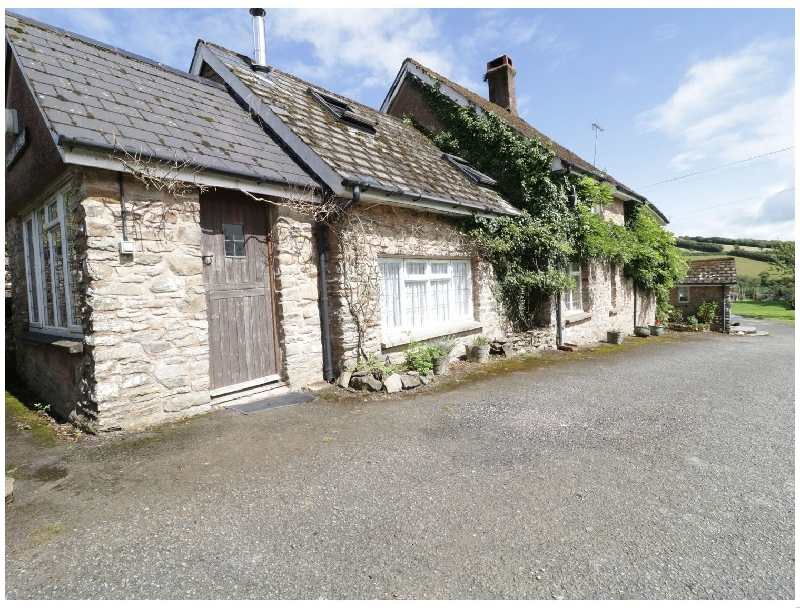 Creenagh's Cottage a holiday cottage rental for 2 in Withypool,