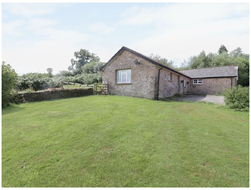 Foxlair Cottage a holiday cottage rental for 2 in Withypool,