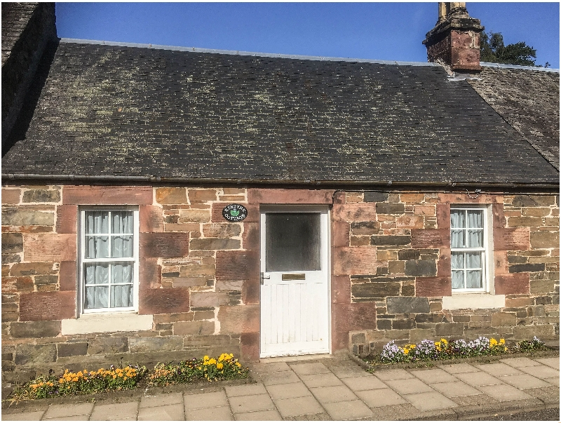 Kintyre Cottage a holiday cottage rental for 2 in Broughton,
