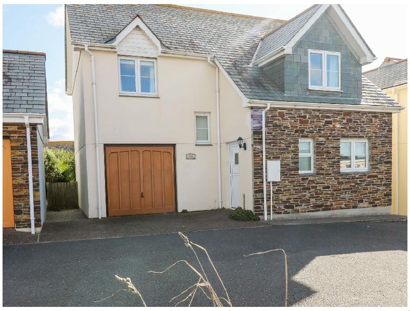 Jacks Mews a holiday cottage rental for 6 in Tintagel,