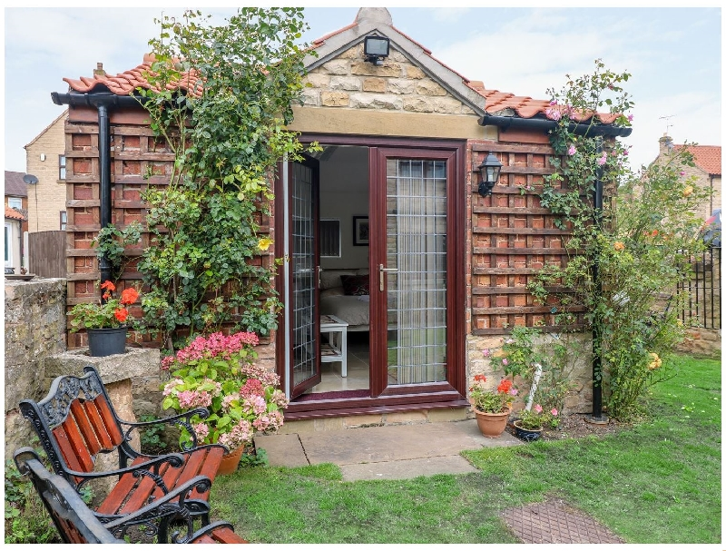 Kissingate a holiday cottage rental for 2 in Nether Langwith,