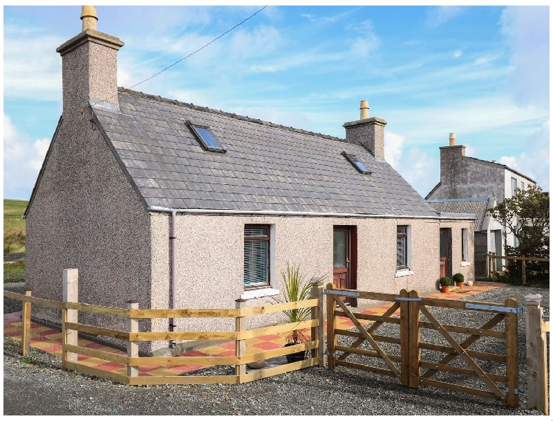 Taigh Calum a holiday cottage rental for 2 in Port Of Ness,