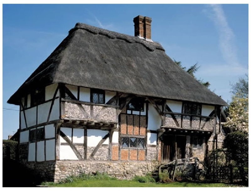 The Yeoman's House a holiday cottage rental for 6 in Arundel,