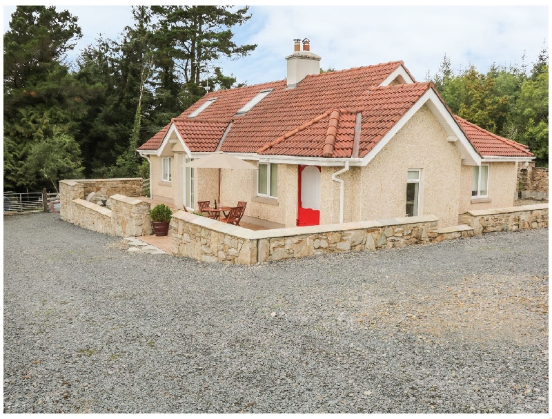 Cnoc suan a holiday cottage rental for 8 in Aughavas,