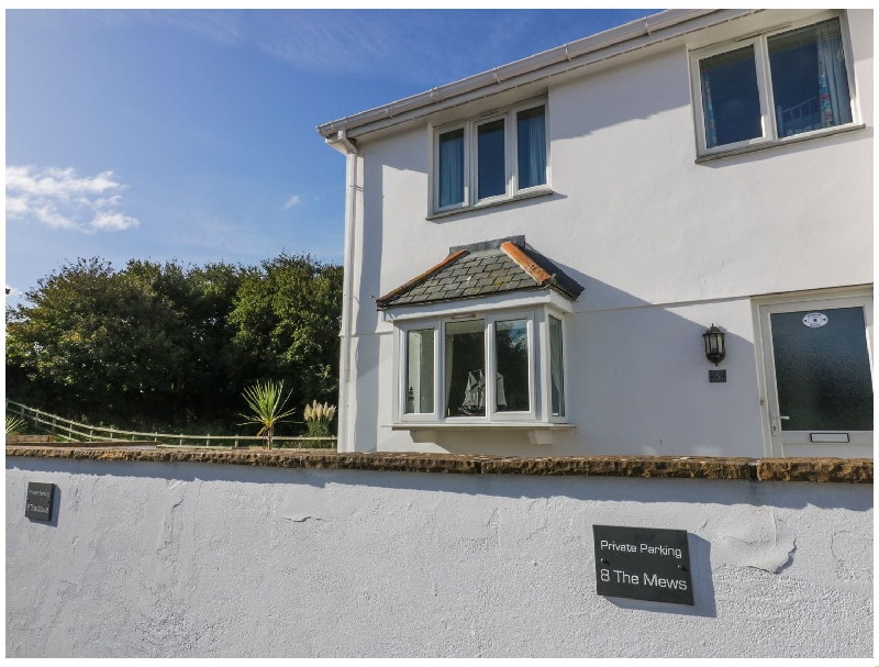 8 Harlyn Mews a holiday cottage rental for 6 in St Merryn,