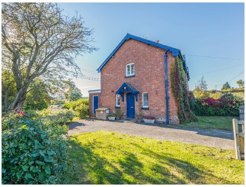 Image of Eudon Burnell Cottage