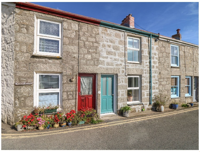 Westerly Cottage a holiday cottage rental for 2 in Penzance,