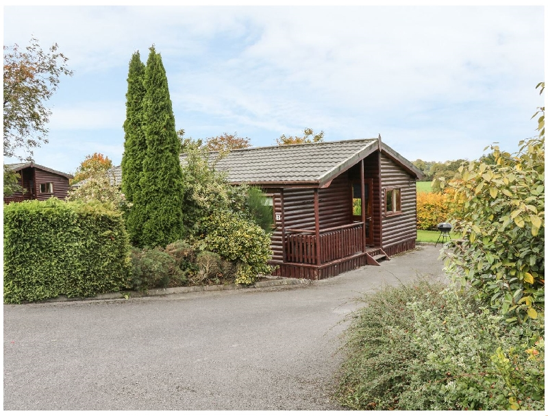 Cabin 2 a holiday cottage rental for 5 in Ballyconnell,