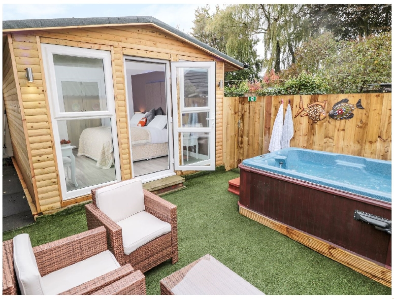 The Bower a holiday cottage rental for 2 in Pickering,