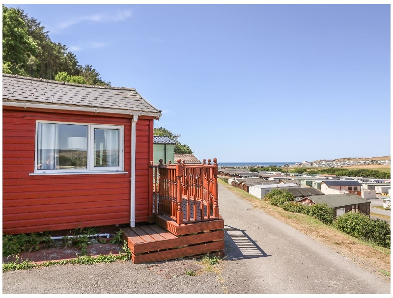 No 7 a holiday cottage rental for 2 in Aberystwyth,