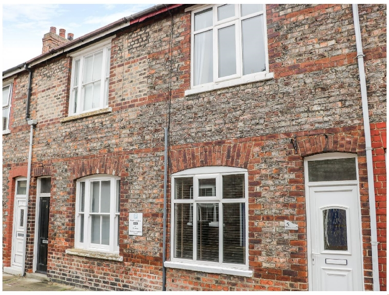 5 Colenso Street a holiday cottage rental for 4 in York,