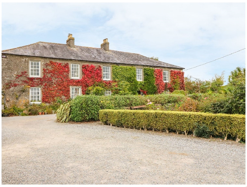 Cairbre House a holiday cottage rental for 10 in Dungarvan,