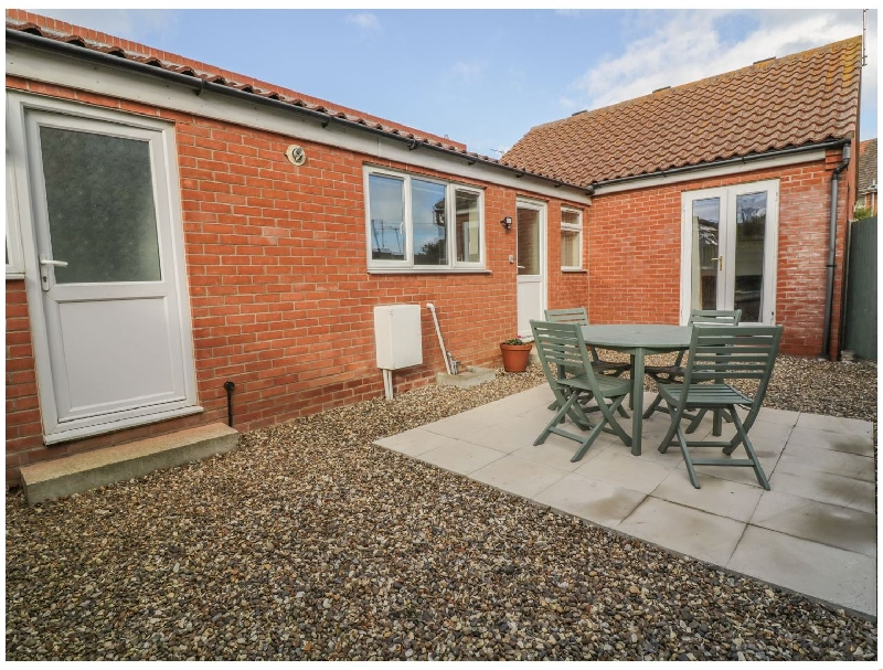 St Winifreds a holiday cottage rental for 4 in Mundesley,