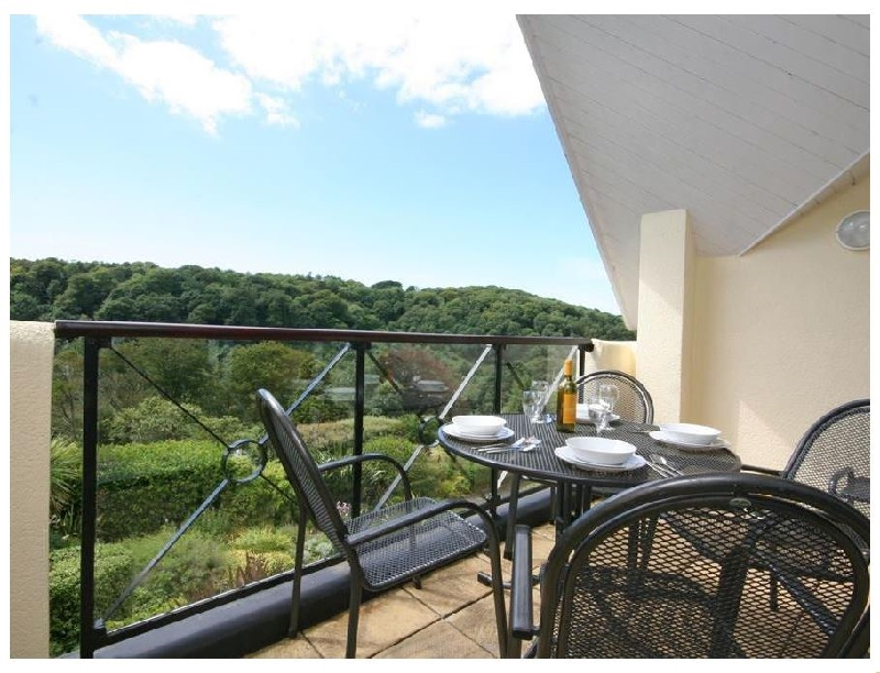 17 St Elmo Court a holiday cottage rental for 6 in Salcombe,