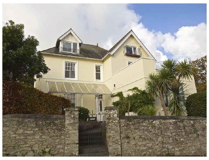 1 Holmleigh a holiday cottage rental for 6 in Salcombe,