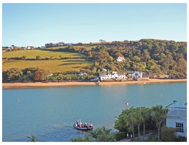 22 The Salcombe a holiday cottage rental for 7 in Salcombe,