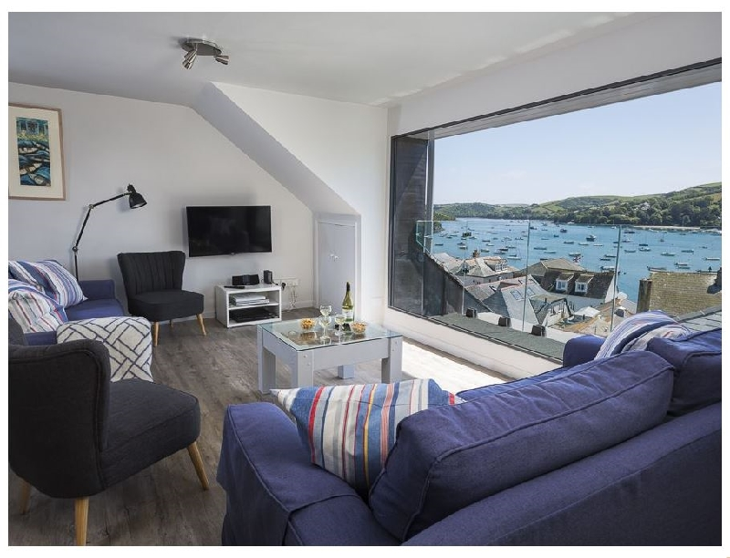2 Church Hill House a holiday cottage rental for 8 in Salcombe,