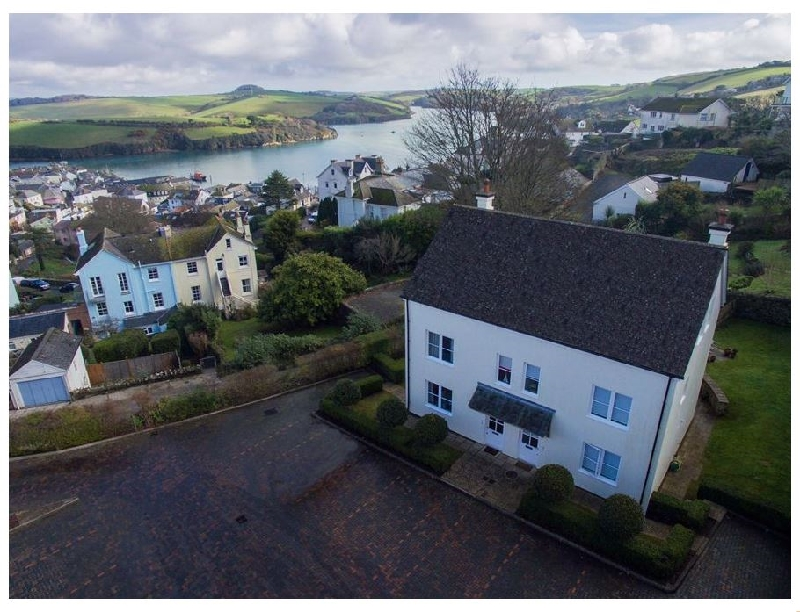 2 Combehaven a holiday cottage rental for 7 in Salcombe,