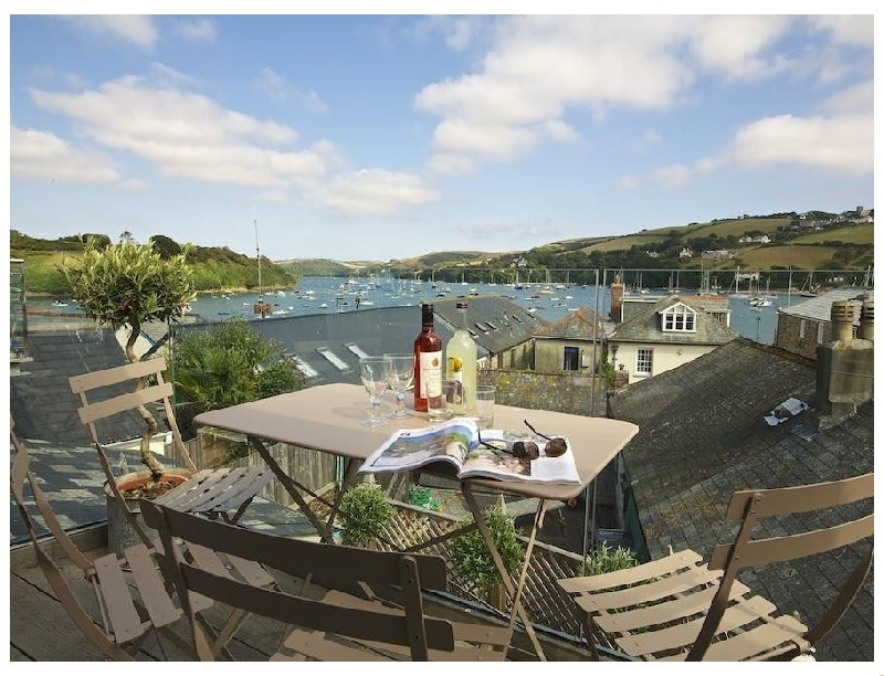Seagull Cottage a holiday cottage rental for 8 in Salcombe,