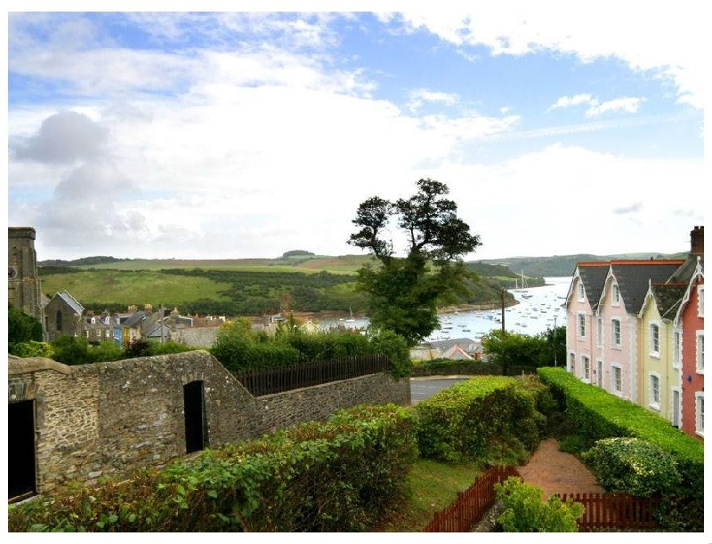 4 The Elms a holiday cottage rental for 2 in Salcombe,