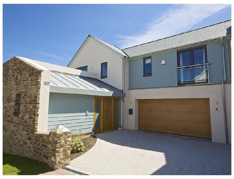 Driftwood a holiday cottage rental for 8 in Salcombe,
