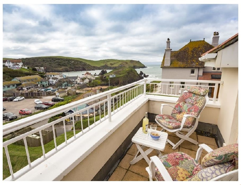 5 Chichester Court a holiday cottage rental for 6 in Hope Cove,