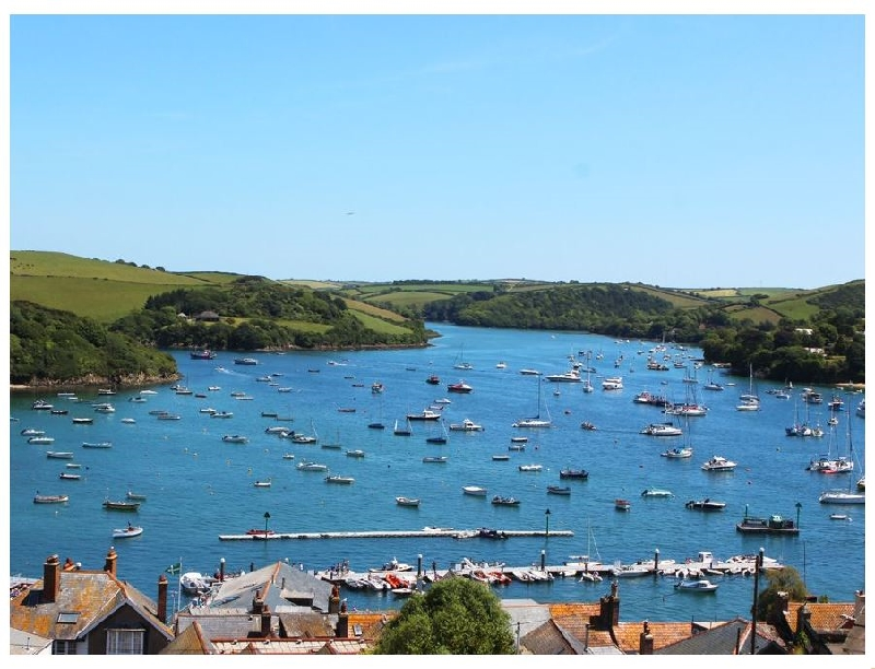 5 Glenthorne House a holiday cottage rental for 4 in Salcombe,