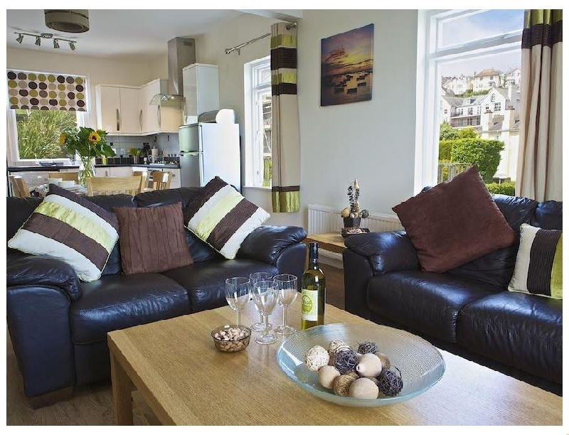 6 Glenthorne House a holiday cottage rental for 5 in Salcombe,