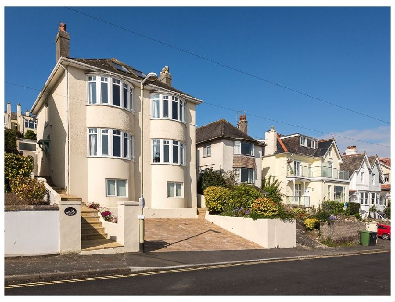 Anchorage a holiday cottage rental for 8 in Salcombe,
