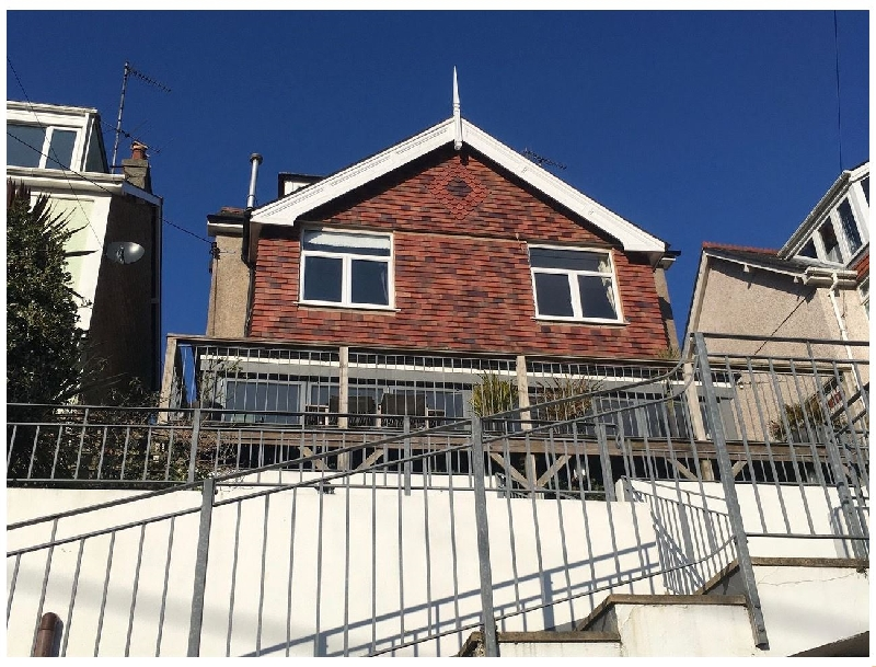 Burleigh a holiday cottage rental for 6 in Salcombe,