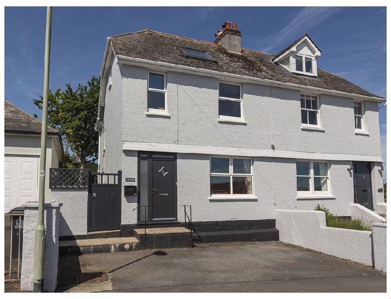 Camar a holiday cottage rental for 6 in Salcombe,