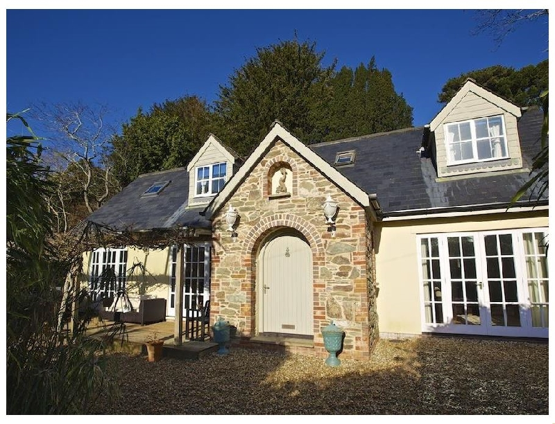 The Chota House a holiday cottage rental for 8 in Salcombe,