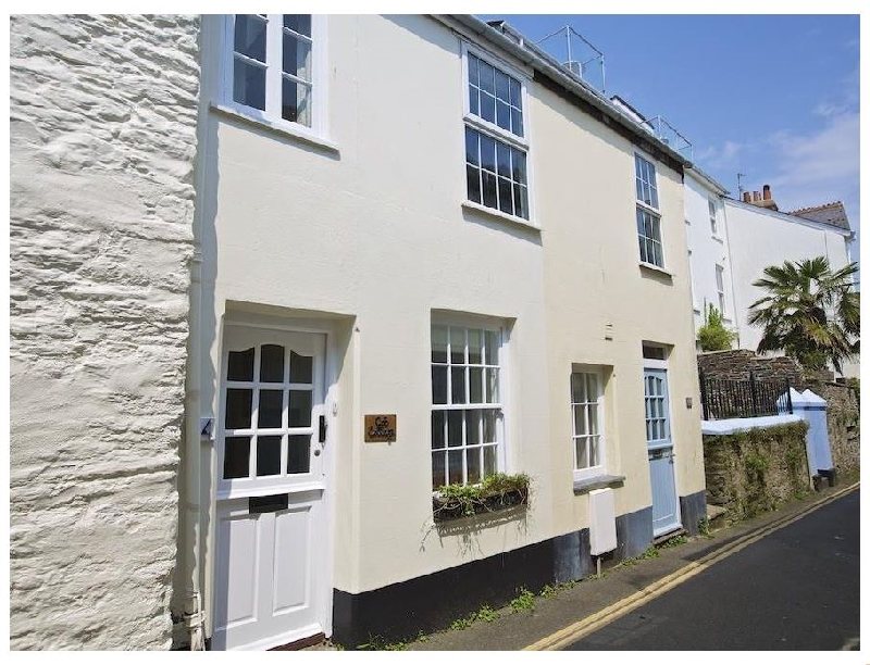 Cob Cottage a holiday cottage rental for 6 in Salcombe,