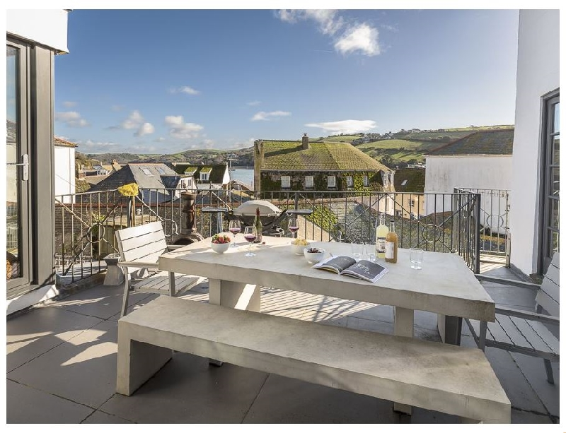 The Court House a holiday cottage rental for 7 in Salcombe,