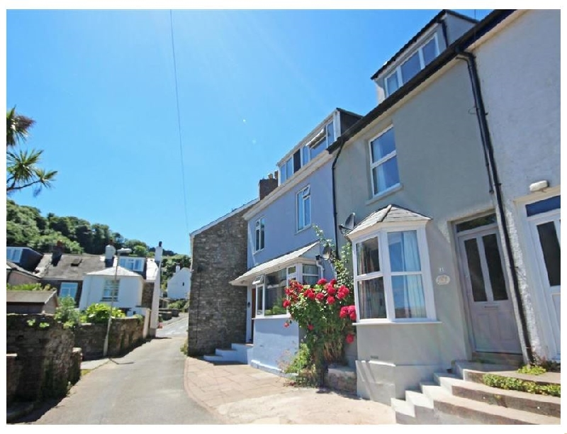 Crab Cottage a holiday cottage rental for 6 in Salcombe,